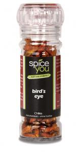 bird's eye - Chilis