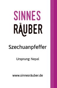 Szechuanpfeffer