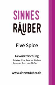 Five Spice