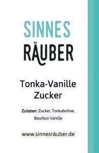 Tonka-Vanille-Zucker